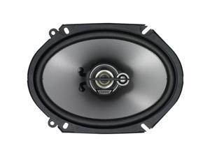 "CLARION SRG6833C 6"" x 8"" Custom-Fit Multiaxial 3-Way Speaker System"