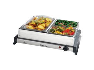MAGIC CHEF MCBS2ST 5-Quart Buffet Server