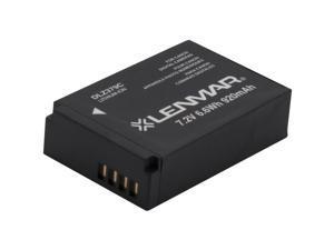 LENMAR DLZ379C Replacement Battery for Canon(R) LP-E12
