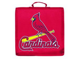 "St. Louis Cardinals Official MLB 14"" Seat Stadium Seat Cushion by Logo"