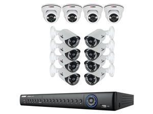 LOREX LH1562001C12F 16-Channel Stratus 960H with Twelve 960H Cameras