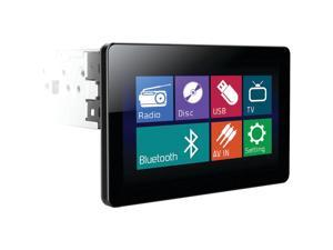 "POWER ACOUSTIK PD_103B 10.3"" Single_DIN In-Dash Motorized LCD Touchscreen DVD Re"