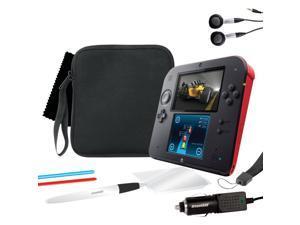 DREAMGEAR DG2DS-4270 Essentials Kit for Nintendo 2DS(TM)