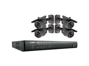 LOREX LHD2082001C4F 8-Channel 1080p Stratus HD DVR with Four 1080p Cameras