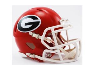 Georgia Bulldogs Official NCAA Mini Helmet by Riddell 895413