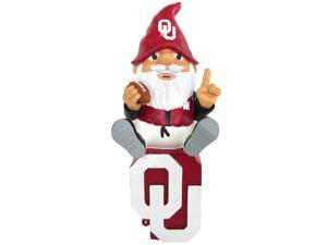 Oklahoma Sooners Official NCAA Garden Gnome by Forever Collectibles 957127