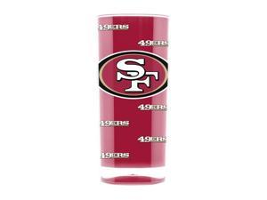 San Francisco 49ers Official NFL Tumbler Cup by Duck House 030098
