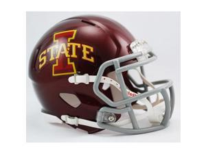 Iowa State Cyclones Official NCAA Mini Helmet by Riddell 894157