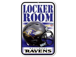 """Baltimore Ravens Official NFL 11""""x17"""" Sign by Wincraft"""