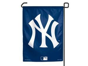 """New York Yankees Official MLB 11""""x15"""" Garden Flag by Wincraft"""
