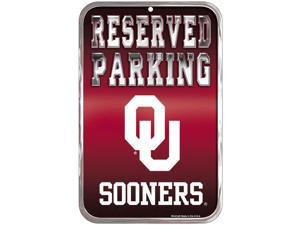 """Oklahoma Sooners Official NCAA 11""""x17"""" Sign by Wincraft"""
