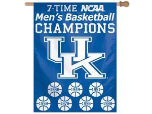 """Kentucky Wildcats Official NCAA 27""""x37"""" Banner Flag by Wincraft"""