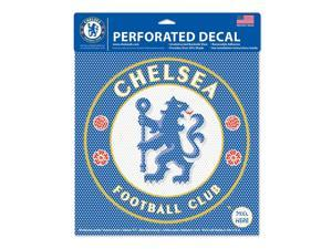 Chelsea FC Official Soccer Car Window Shade Decal by Wincraft 25928