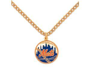 "New York Mets Official MLB 18"" Necklace by Wincraft"