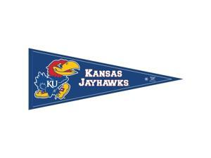 "Kansas Jayhawks Official NCAA 29"" Pennant by Wincraft"