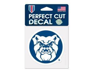 "Butler Bulldogs Official NCAA 4""x4"" Die Cut Car Decal by Wincraft"