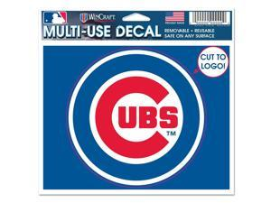 Chicago Cubs Official MLB Window Cling Decal by Wincraft
