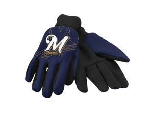 Milwaukee Brewers Official MLB  Sport Utility Work Gloves by Forever Collectibles