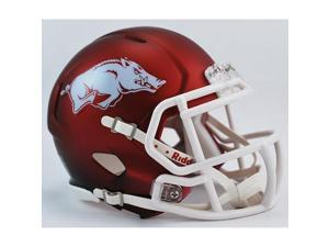 Arkansas Razorbacks Official NCAA Mini Helmet by Riddell 895161