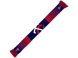 Minnesota Twins Official MLB  Big Logo Scarf by Forever Collectibles