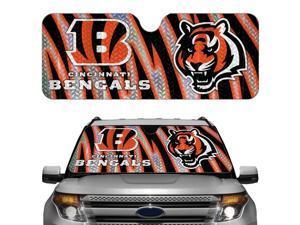 Cincinnati Bengals Official NFL Auto Sun Shade by Team Promark 608076