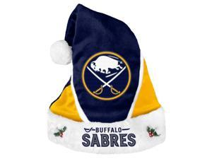 Buffalo Sabres Official NHL  Colorblock Santa Hat by Forever Collectibles