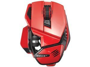 Mous9 Red Adj Bt Mouse