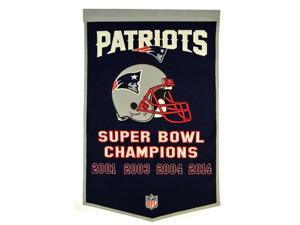 Winning Streak Sports 77050 New England Patriots Banner