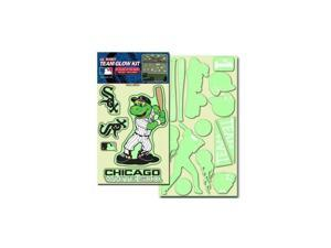 Chicago White Sox Official MLB Glow In The Dark Decal Kit by Team Promark 250078