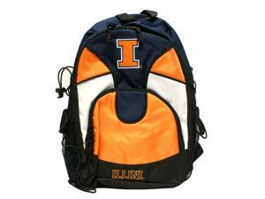 Illinois Fighting Illini Official NCAA  Backpack by Concept One