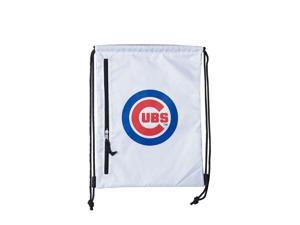 Chicago Cubs Official MLB  Chalk Backsack Backpack by Concept One