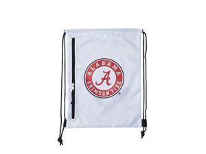 Alabama Crimson Tide Official NCAA  Chalk Backsack Backpack by Concept One