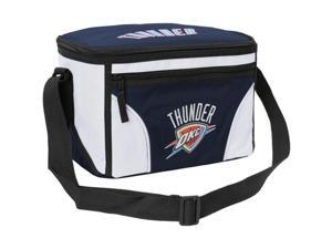 Oklahoma City Thunder Official NBA  Chill Insulated Lunch Box Lunchbox Bag by Concept One