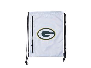 Green Bay Packers Official NFL  Chalk Backsack Backpack by Concept One