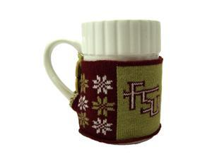 Florida State Seminoles Official NCAA  Ugly Sweater Christmas Mug by Forever Collectibles