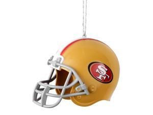 San Francisco 49ers Official NFL  ABS Helmet Ornament by Forever Collectibles