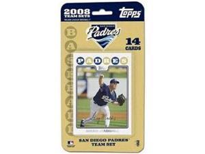MLB San Diego Padres 2008 Team Set 419115