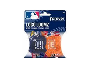 MLB Detroit Tigers Logo Loomz Filler Pack Orange 367354