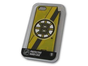 NHL Boston Bruins Forever Collectibles Team Logo Hard Snap-On Apple iPhone 5 & 5