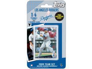 MLB Los Angeles Dodgers 2009 Angels team Set 928703