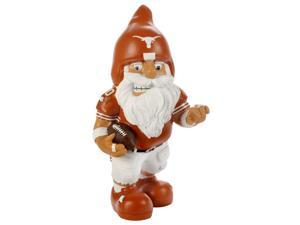 Texas Longhorns Action Running Back Garden Gnome by Forever Collectibles