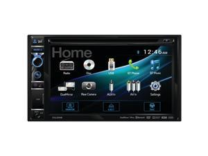 "Dual AV Double Din 6.2"" Touch Screen DVD BT 1A USB remote HDMI Android 2-way DV635MB"