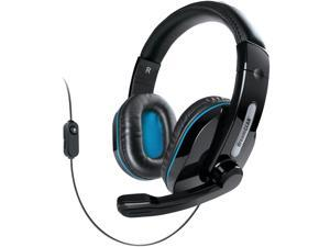 DREAMGEAR DGPS4-6422 PlayStation(R)4 Broadcaster Headset with Microphone