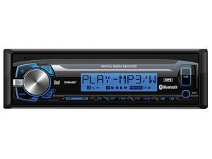 Dual Mechless Digital Receiver w/Bluetooth USB and 3.5mm Inputs XRM46BT