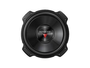 "Kenwood 10"" Sub 1300 Watts 4ohm SVC"