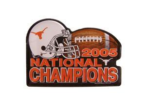 "Texas Longhorns Official NCAA 2.5"" Acrylic Magnet by Wincraft"