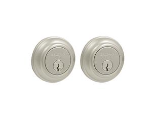 Baldwin 8232.150 Double Cylinder Deadbolt Door Lock SN
