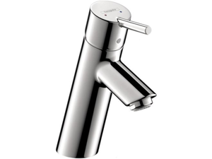 Hansgrohe 32040001 Talis S Single Hole Single-Handle Mid Arc Bathroom Faucet in