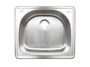 Franke FSG902-18BX TopMount Single Bowl Ktichen Bar Utility Stainless Steel Sink