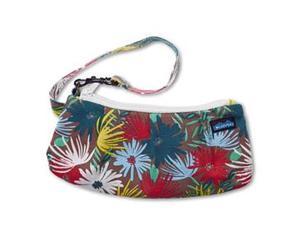 Kavu Kennedy Clutch Women's Purse Handbag in Island Bloom 935-191